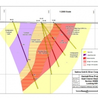 Sabina Gold & Silver Reports Positive Results From Early 2011 Drilling At The Hackett River Silver Rich Vms Project, Nunavut